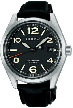 SEIKO Mechanical self-winding watch (with manual winding) SARG011 Men