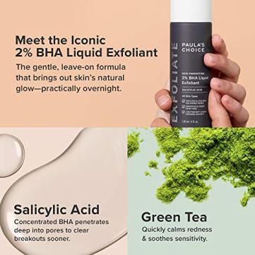 cleansing & toning skin