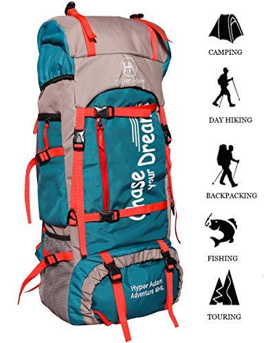 65 Ltrs Best Hiking Rucksack for Trekking Camping