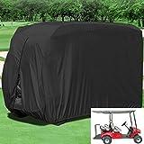 Lmeison 4 Passenger Waterproof Dustproof Golf Cart Cover, Fits EZ GO,...