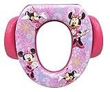 Disney Minnie Mouse'Bowtique' Soft Potty Seat, Purple