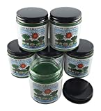 Case of 6 Jars Nature's Blessings Hair Pomade 4 Oz Each