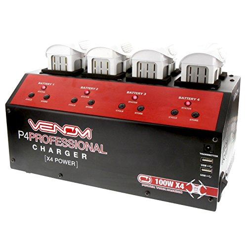 Venom DJI Phantom 4 Venom Pro Charger for Drone