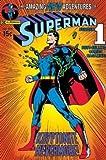 Superman The Amazing DC Comic Book Superhero Poster 24 x 36 inches