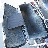 TCMT Saddlebag Carpet Liner Kit Harley ABS Hard Saddle Bags Touring Models 94-13