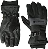 Carhartt Men's W.p. Waterproof Insulated Work Glove, black/Grey X-Large