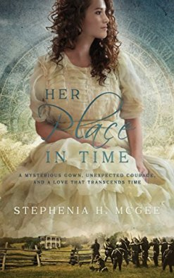 Her Place in Time: A Time Travel Romance Novella by [McGee, Stephenia H.]