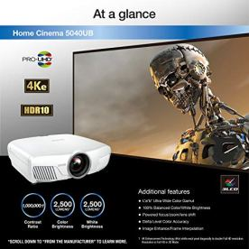 Epson-Home-Cinema-5040UB-3LCD-Home-Theater-Projector-with-4K-Enhancement-HDR10-100-Balanced-Color-and-White-Brightness-Ultra-Wide-DCI-P3-Color-Gamut-and-UltraBlack-Contrast