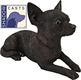 Ever My ShadowCast Bronze Chihuahua Dog Pet Urn