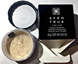 Avon True Color Smooth Minerals Soft Ivory Foundation Powder