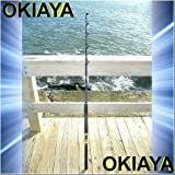 OKIAYA COMPOSIT 30-50LB Blueline Series Saltwater Big Game Roller Rod