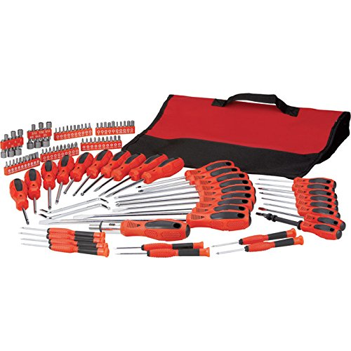 Ironton Screwdriver Set - 100-Pc.