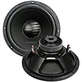 Orion Ztreet 10' Woofer SVC 250 Watts RMS/1000 Watts Max