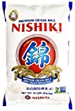 Nishiki Premium Rice, Medium Grain, 240 Oz, Pack of 1