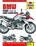 BMW R1200 Liquid-cooled Twins (13-16) Haynes Repair Manual (Haynes Service & Repair Manual)