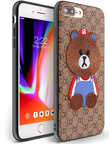 pick up 258db bd3bf 3D Printing Mickey Mouse Hybrid case for iPhone 7 Plus/iPhone 8 Plus (5.5  in) – ByBee Retail Packaging