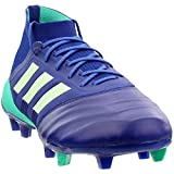 adidas Mens Predator 18.1 Firm Ground Soccer Casual Cleats, Navy, 10