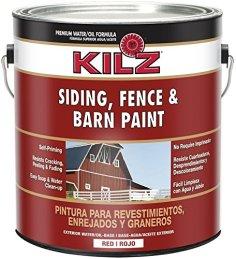 KILZ Exterior Siding Barn Paint