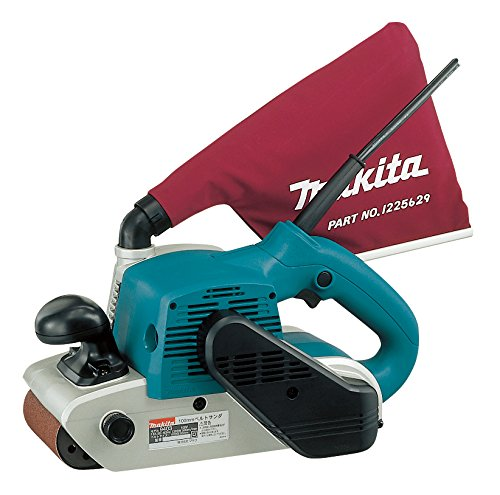 "Makita 9403 4"" x 24"" Belt Sander with Cloth Dust Bag"