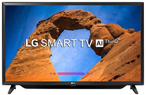 LG 80 cm (32 Inches) HD Ready LED Smart TV 32LK628BPTF (Black) (2018 model) 186