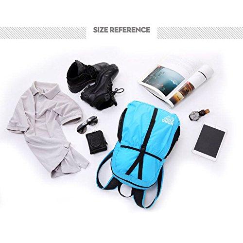 51lOWOKrBOL - KEKEMI Casual Multifunctional Travel Backpack for Boys & Girls (Blue)