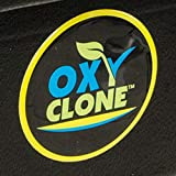 Hydrofarm OX20SYS oxyCLONE 20 Site, Compact Recirculating Cloning Propagation System, Black