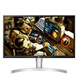 LG 27UL550-W 27 Inch 4K UHD IPS LED HDR Monitor with Radeon Freesync Technology and HDR 10