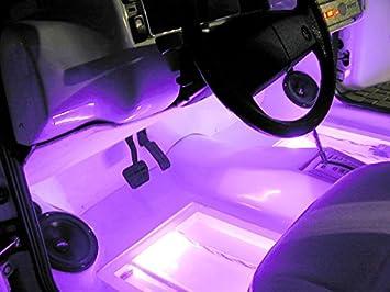 My Dream Lights Inside Car