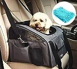 PETTOM Pet Car Seat Carrier...