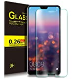 Huawei Mate 20 Pro Screen Protector, Yocktec [9H Hardness] [Scratch Resist] Tempered Glass Screen Protector for Huawei Mate 20 Pro 2018 Smartphone (1pcs)