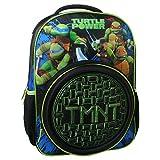 Nickelodeon Boys' TMNT Sewer Neoprene 16' Backpack, black