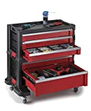 Keter 5-Drawer Modular Garage and Tool Organizer and Storage System Tool Chest