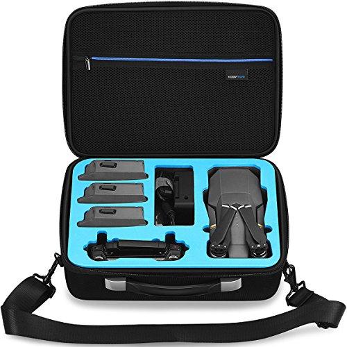 HOBBYTIGER Mavic Pro Carrying Case for DJI Mavic Pro & Platinum Accessories Hard Storage Bag