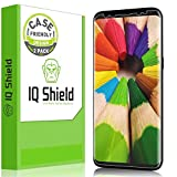 IQ Shield Screen Protector Compatible with Galaxy S8 5.8
