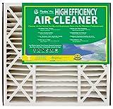 NaturalAire High Efficiency Air Filter, MERV 8, 20 x 25 x 6-Inch, 2-Pack