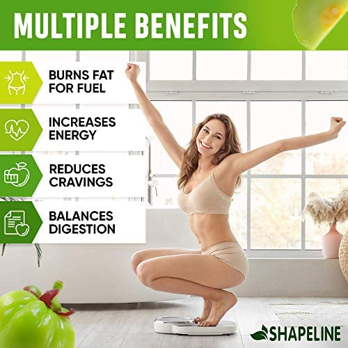 Weight Loss Drops - Appetite Suppressant for Women & Men - Made in The USA - Natural Metabolism Booster - Fast Weight Loss - Diet Drops with Garcinia Cambogia, L-Arginine & L-Glutamine 6