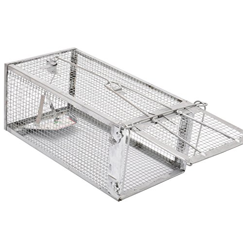 Kensizer Animal Humane Live Cage Trap for Rat, Mouse, Mice, Hamster and Other Rodents