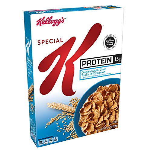 Kellogg's Special K Protein, Breakfast Cereal,...