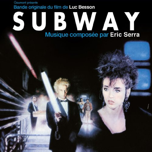 Subway: Eric Serra, Eric Serra: Amazon.fr: Musique