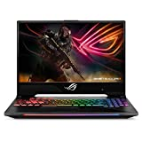 ASUS ROG Strix SCAR II Slim Gaming Laptop GL504, 15.6' 144Hz IPS Type, NVIDIA GeForce GTX 1070, Intel Core i7-8750H Processor, 16GB DDR4, 256GB PCIe SSD + 1TB SSHD, Windows 10 Home - GL504GS-DS74