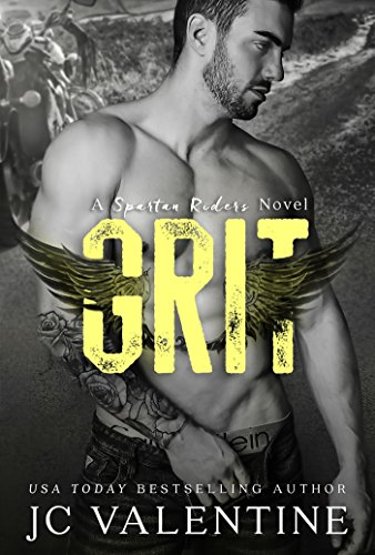GRIT: A Spartan Riders Novel by J.C. Valentine