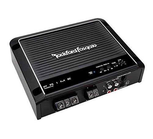 Rockford Fosgate R500X1D Class D Amplifier