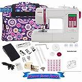 Janome DC5100 Computerized Sewing Machine with Bonus Bundle