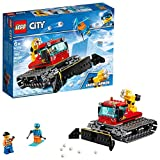 LEGO City Great Vehicles Snow Groomer 60222 Building Kit , New 2019 (197 Piece)