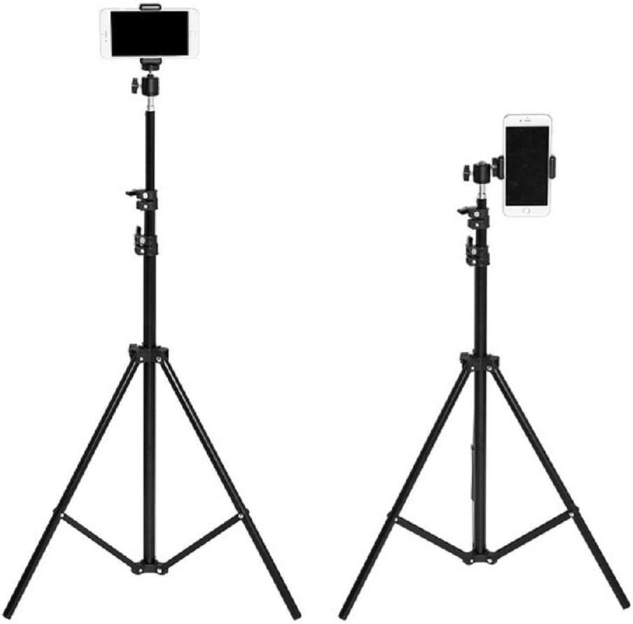 mobimint Big Tripods for Mobile Flexible Foldable Big Tripod for Camera, DSLR and Smartphones with Mobile Attachment,Big Tripod for Mobile Phone,Big Tripod Stand for Phone and Camera S25