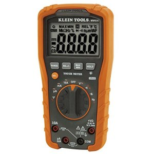 Klein Tools MM700 Auto-Ranging 1000V Digital Multimeter