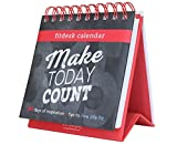 Fitlosophy Fitdesk 365-Day Perpetual Calendar for Daily Fitness Inspiration