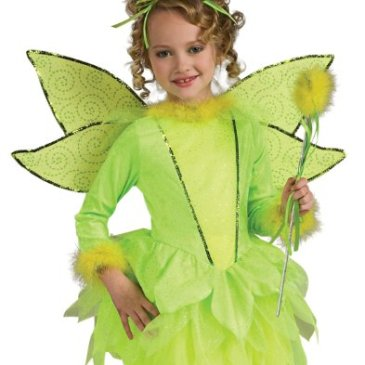 Rubie's Child's Sparkle Sprite Costume