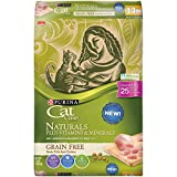 Purina Cat Chow Grain Free, Natural Dry Cat Food, Naturals With Real Chicken - 13 lb. Bag