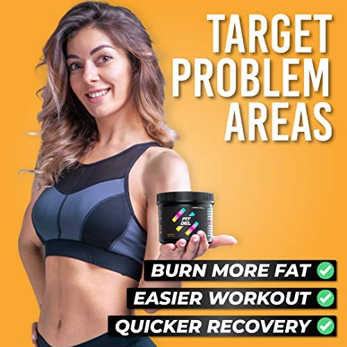HONEYBULL Fit Gel Workout Enhancer to Sweat More at Gym & Cardio 3